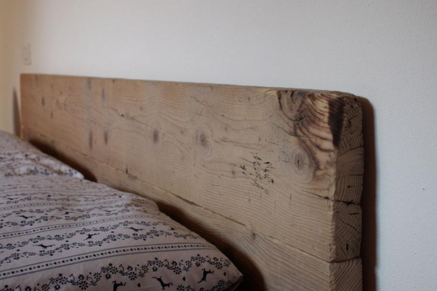 Letto Testiera Riciclo Legno Interior Design Pictures to pin on ...